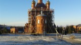 Реконструкция храма Архангела Михаила