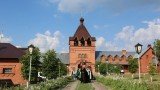 Крестный ход с Чудотворной Иконой в Женском монастыре Михаила Архангела