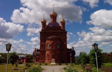 21 ноября престольный праздник Архангела Михаила
