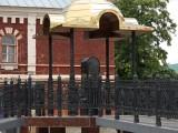 Выступление за Круглым столом в день памяти преподобномученицы Екатерины (Декалиной)