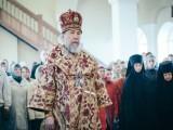 В Неделю святых жен-мироносиц митрополит Анастасий возглавил Литургию в монастыре Михаила Архангела