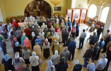 Монастырь открыт для посещения в субботу и воскресенье