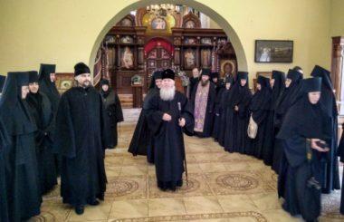 21 ноября монастырь отметит 25 летие