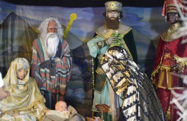 Начало праздничного Богослужения в честь Рождества Христова 23.00
